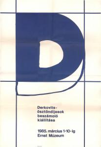 Plakát, 1985